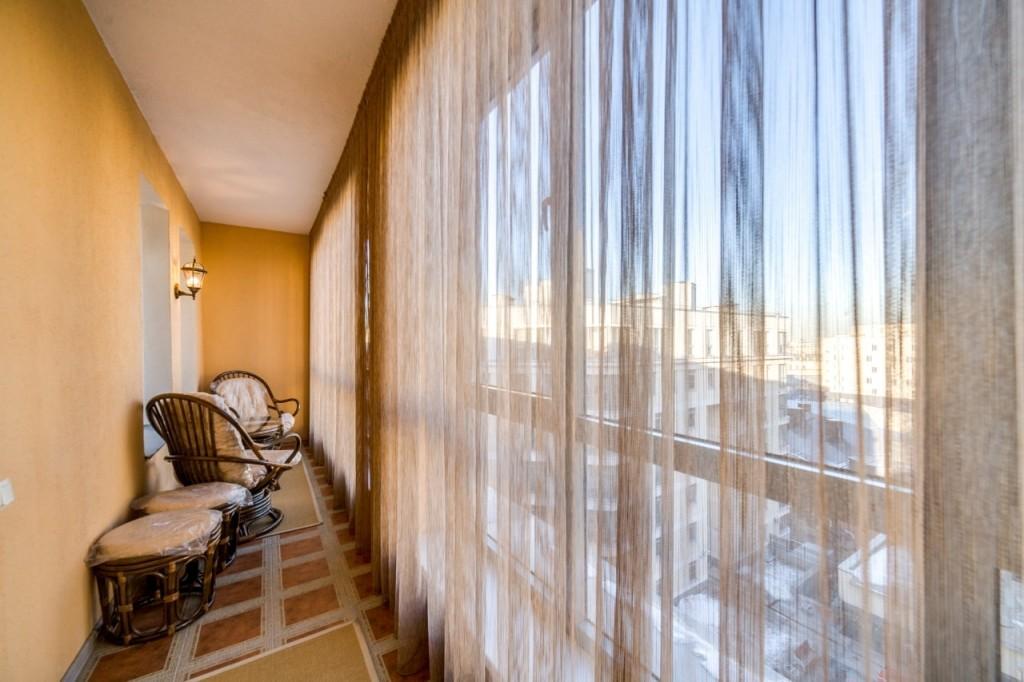 33042 Варианты оформления красивого стиля и дизайна для балкона и лоджии