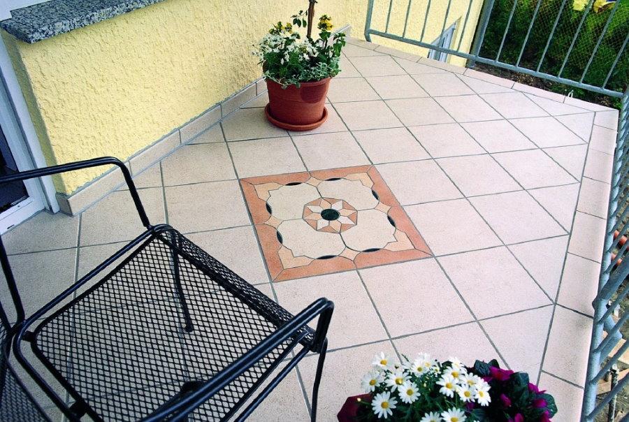 35215 Виды и варианты оформления пола для балкона и лоджии