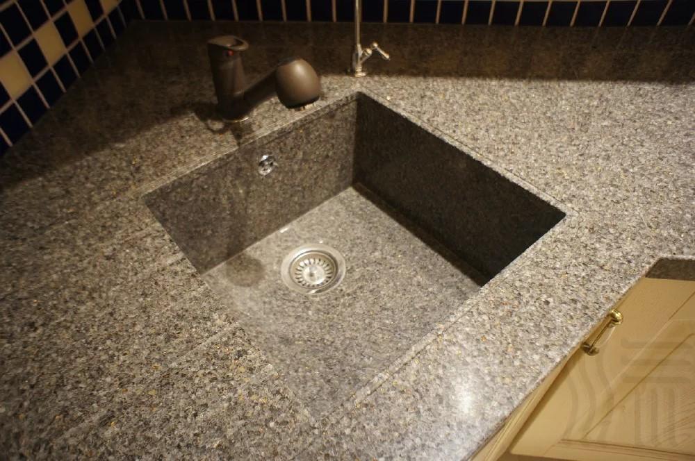 Плюсы и минусы каменных моек для кухни