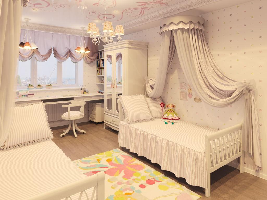 Как креативно оформить комнату для девочки-подростка