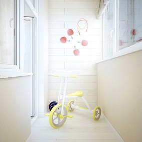 детская комната на балконе идеи вариантов