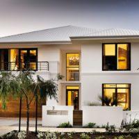 36705 Дизайн частного дома снаружи
