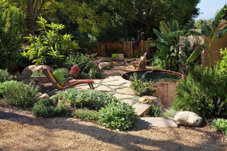дизайн и оформление двора