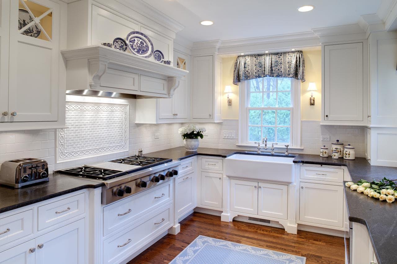 дизайн кухни в 12 кв м