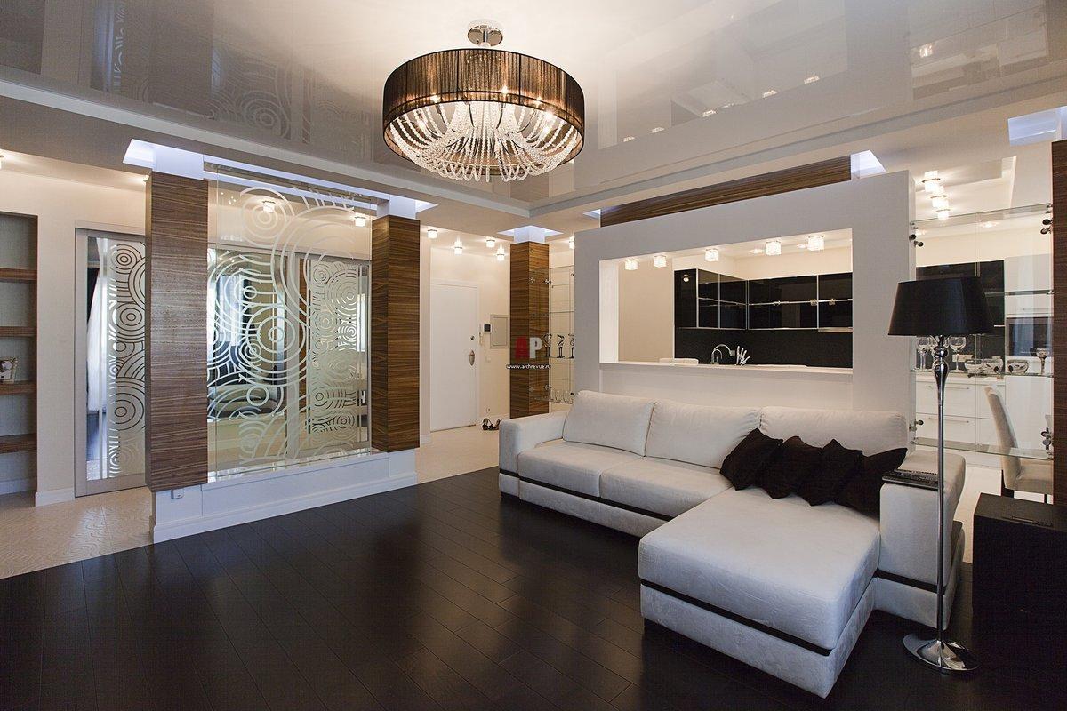 дизайн освещения в квартире фото