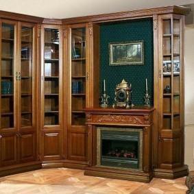 Угловая мебель для гостиной комнаты