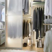 38856 Фотографии вариантов оформления дизайна в гардеробной комнате