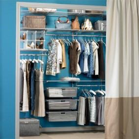 гардеробная комната 4 кв м виды идеи
