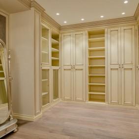 гардеробная комната в квартире фото варианты