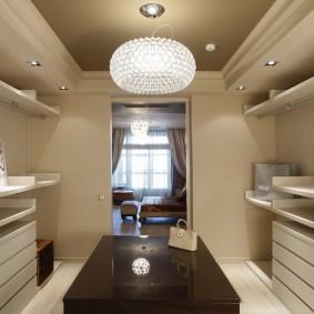 гардеробная комната в квартире идеи виды