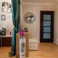 37225 Интересные варианты зонирования комнат с помощью штор