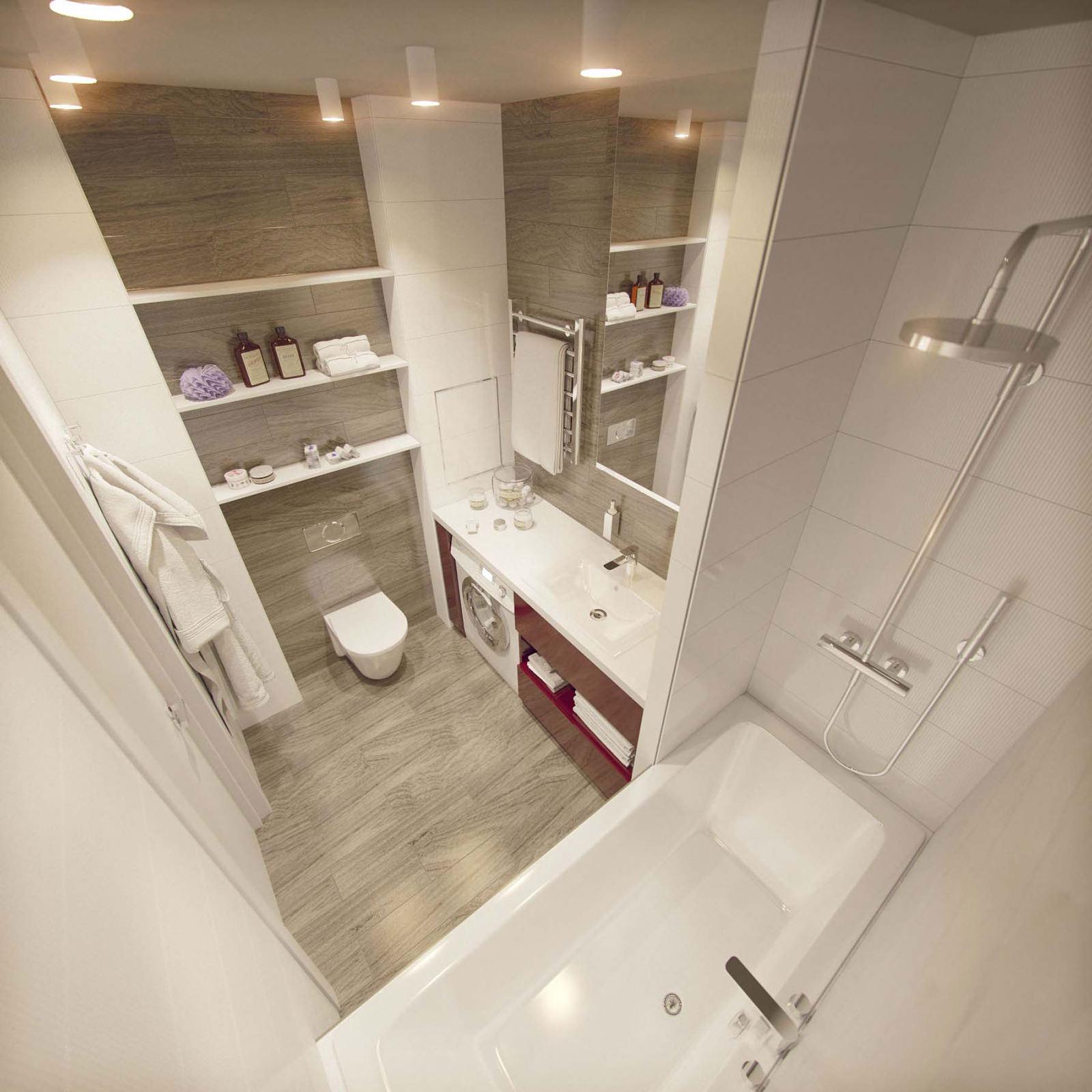 Идеи по оформлению ванной