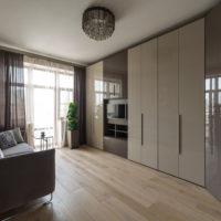 35926 Особенности выбора дизайна шкафа под интерьер гостиной