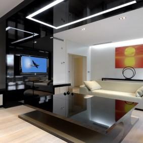 освещение комнат в квартире фото дизайна