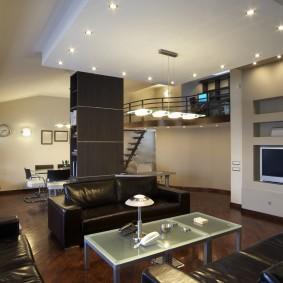 освещение комнат в квартире идеи дизайна