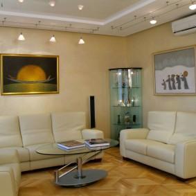 освещение комнат в квартире декор фото