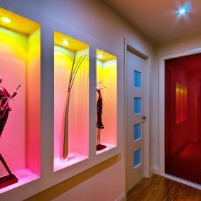 освещение комнат в квартире идеи декор