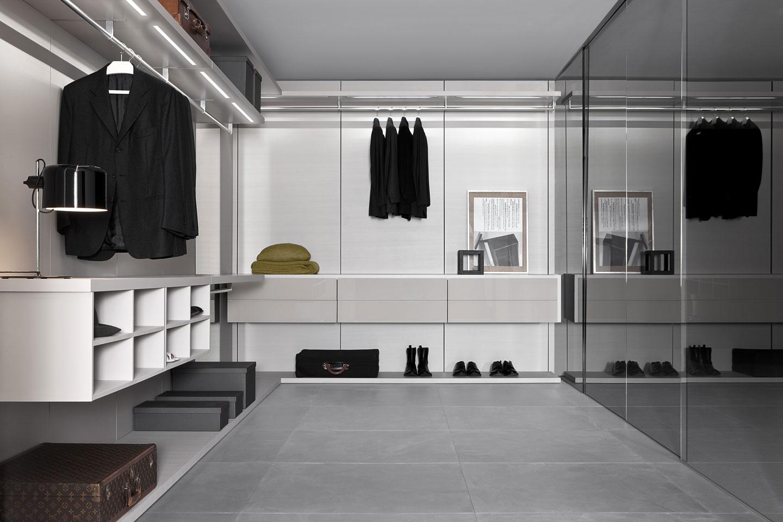 панельная гардеробная