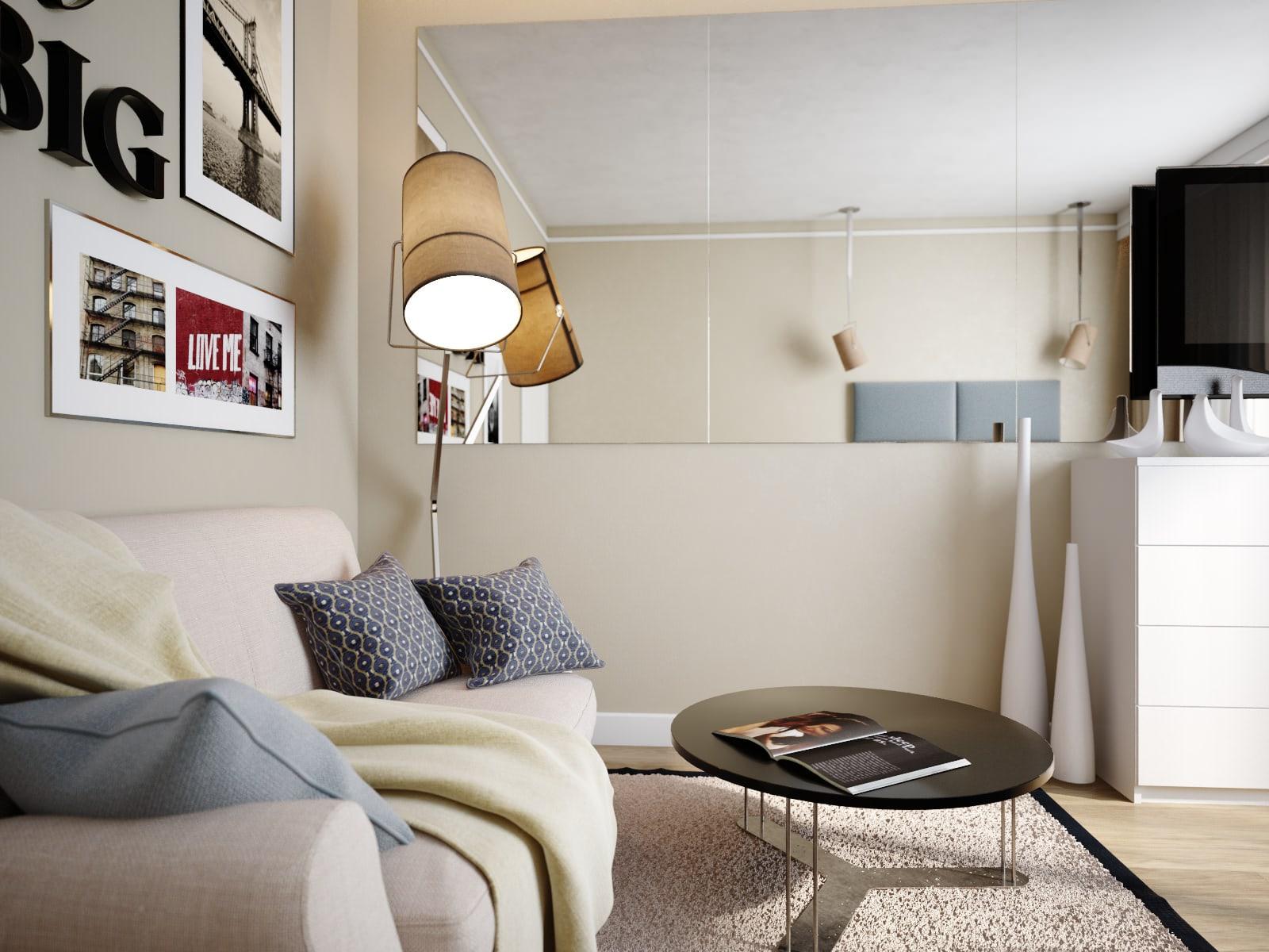 39477 Пример дизайн-проекта квартиры: что в него входит