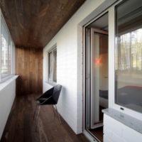 38964 Варианты отделки интерьера балкона с помощью ламината