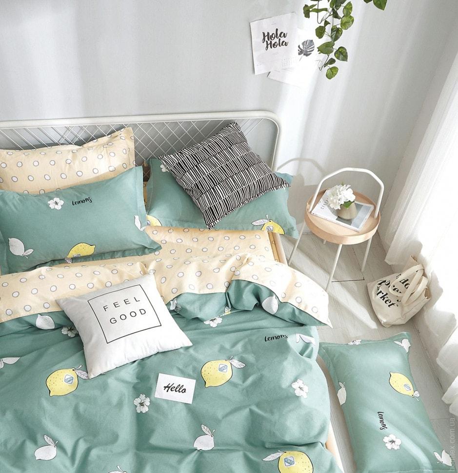 выбор материала постельного белья