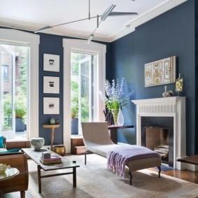 цветовая гамма для гостиной идеи декор