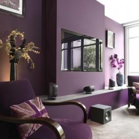 цветовая гамма для гостиной виды оформления