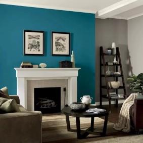 цветовая гамма для гостиной фото интерьер