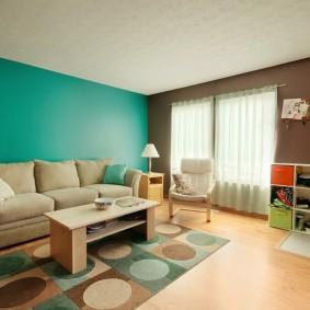 цветовая гамма для гостиной обзор