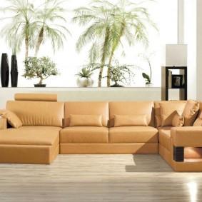 диван в гостиную идеи дизайн
