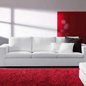 диван в гостиную фото интерьер