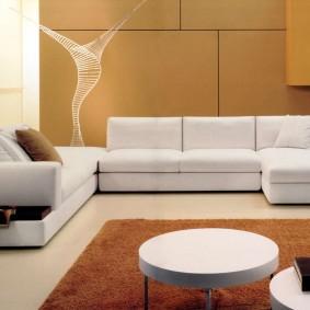 диван в гостиную фото интерьера