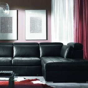 диван в гостиную интерьер идеи