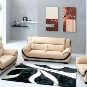диван в гостиную идеи интерьера