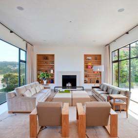 диван в гостиную варианты фото