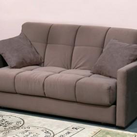 диван в гостиную дизайн фото