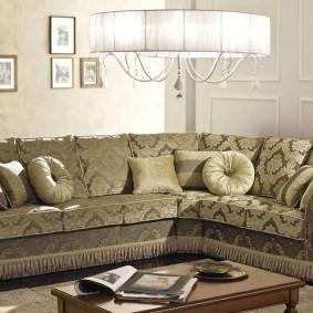 диван в гостиную дизайн идеи