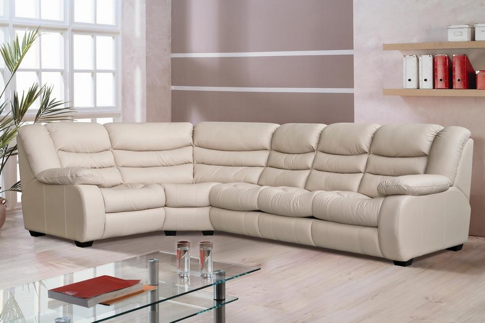 диван в гостиную экокожа