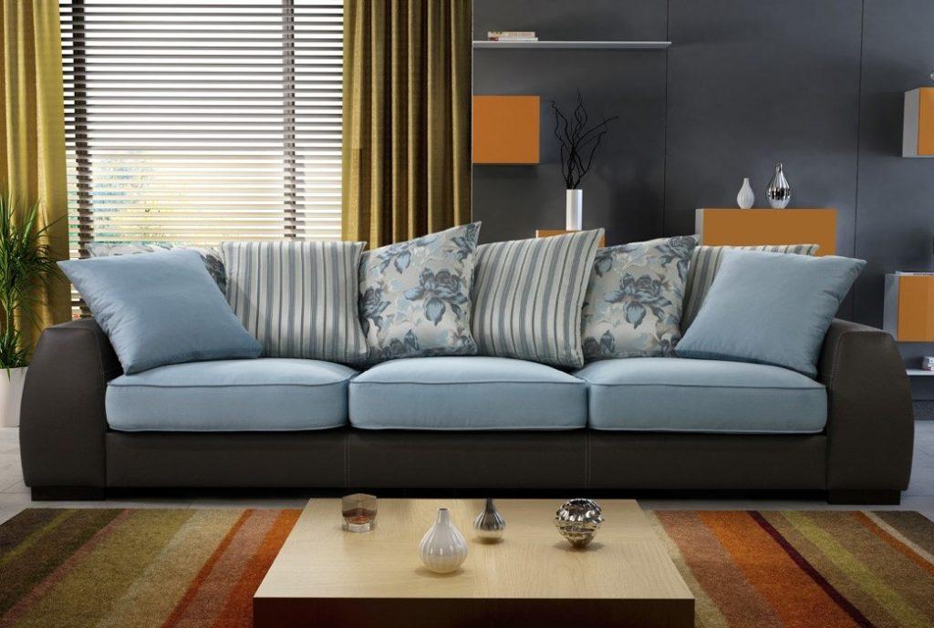 диван в гостиную тканевая обивка