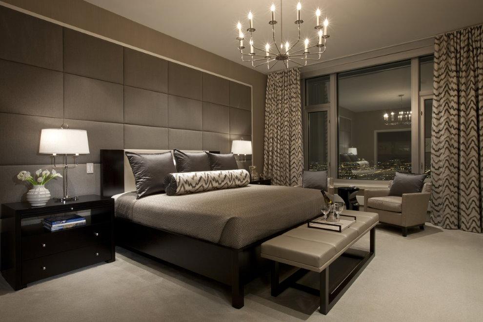 41084 Интересные примеры отделки спальной комнаты