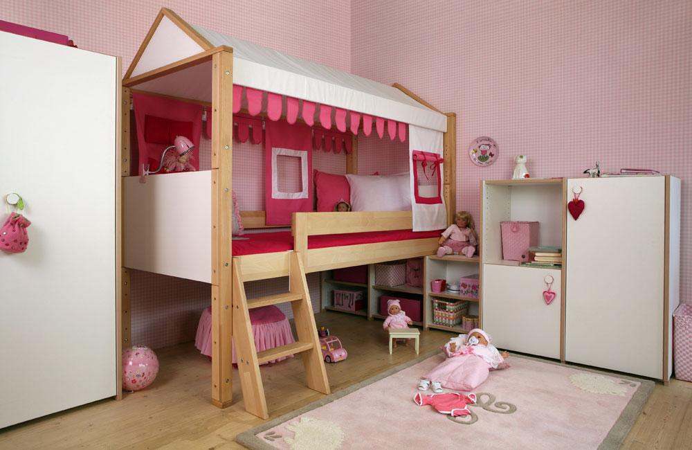 необычная детская кровать