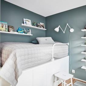 необычные детские кровати фото декора