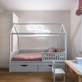 необычные детские кровати идеи интерьер