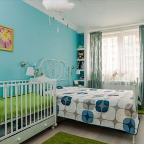 необычные детские кровати оформление