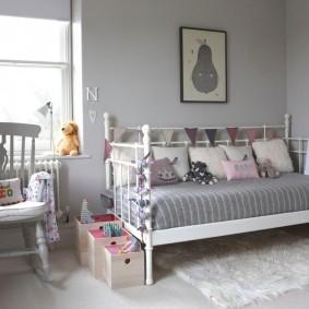 необычные детские кровати варианты фото