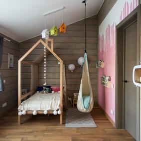 необычные детские кровати идеи фото