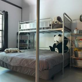 необычные детские кровати фото дизайн