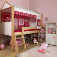40520 Примеры дизайна необычных кроватей для детей