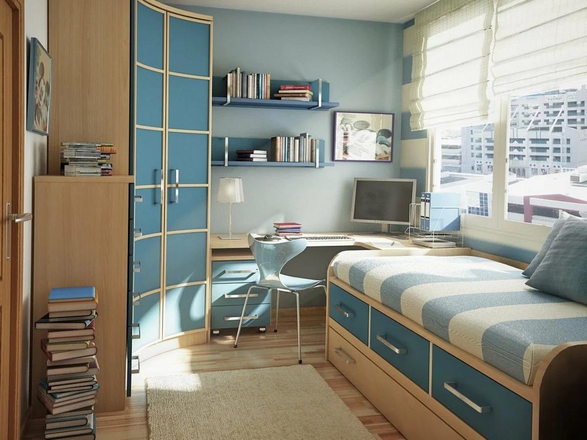 40751 Советы и хитрости в оформлении дизайна детской комнаты 3 на 3