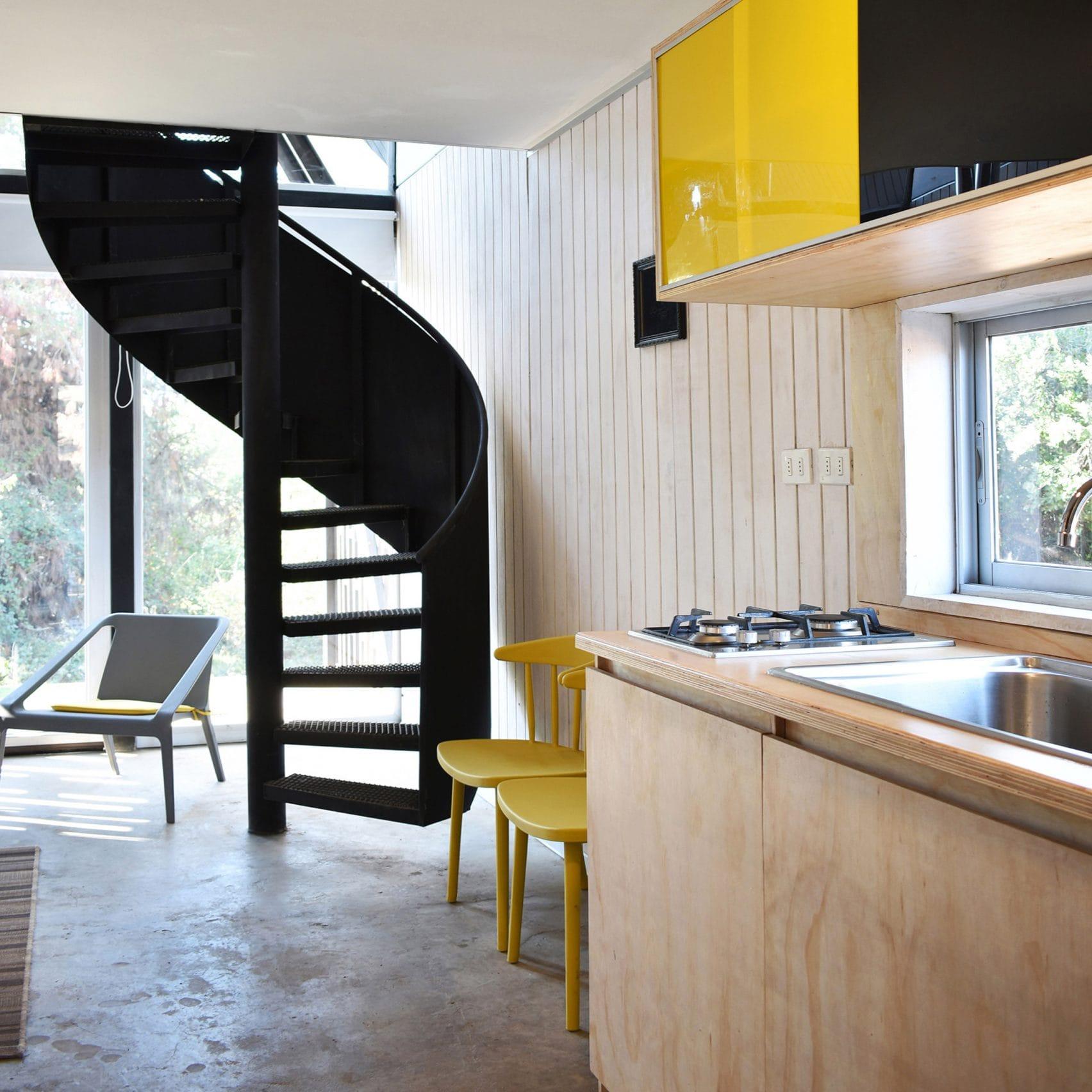 Дачный дизайн кухни